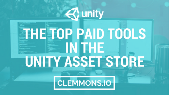 The Best Unity Assets on the Unity Asset Store in 2017