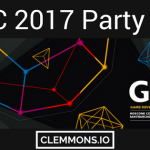 GDC 2017 Party List - Ultimate guide to parties at the game developers conference in San Francisco