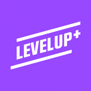 Level Up Podcast logo by Iron Source on mobile game monetization