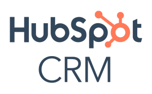 Hubspot Free CRM for marketing, sales, and customer service logo
