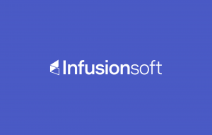 Infusionsoft CRM logo marketing automation software