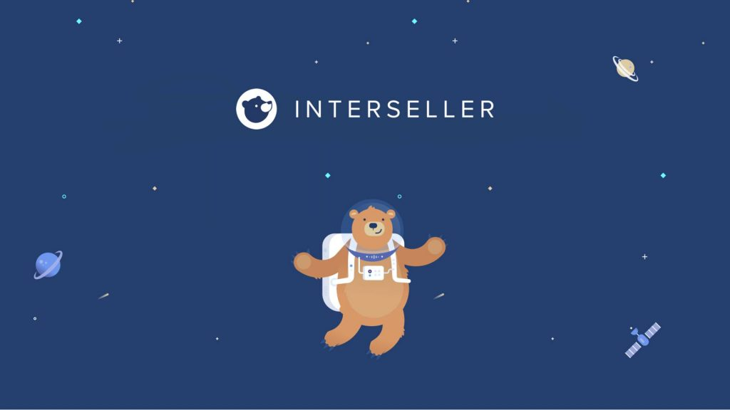 Interseller logo cold email tool by Steven Lu